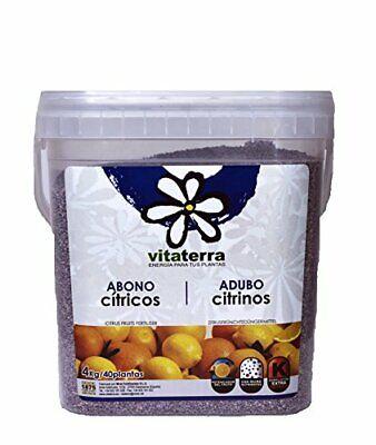Fertilizante - Abono Cítricos, Arboles Frutales, Jardín, Cultivos.