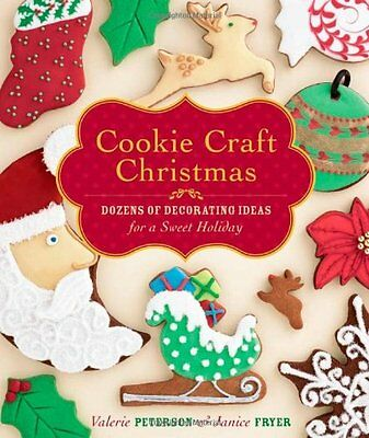 - Cookie Craft Christmas: Dozens of Decorating Ideas for a Sweet Holiday by Valeri