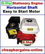 Horizontal Shaft Engine