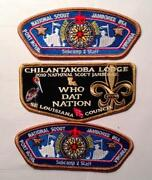 2010 Jamboree Patches