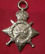 WW1 Star Medal