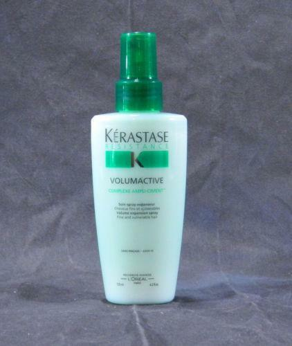 Kerastase volumactive hair care styling ebay for Salon kerastase