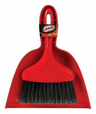 Libman 906 Dust Pan with Whisk Broom