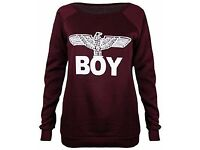 Boy Long Sleeve Jumper
