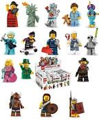 Lego Minifigures Series 6 Set