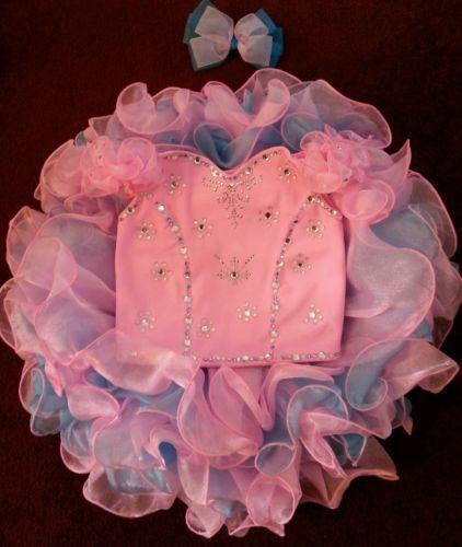 Cupcake Pageant Dress  89f0b438b74d