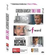 Gordon Ramsay DVD