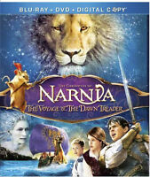The Chronicles of Narnia Blu Ray set NEW
