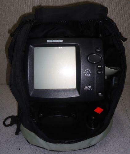 Used Portable Fish Finder Ebay