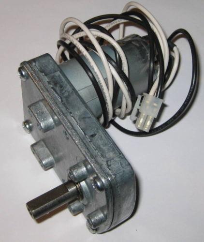 12 volt gearhead motor ebay for Small 12 volt motors