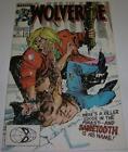 Sabretooth Copper Age Wolverine Comics