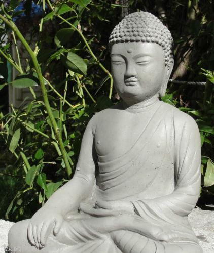 Outdoor buddha statue ebay for Outdoor buddha