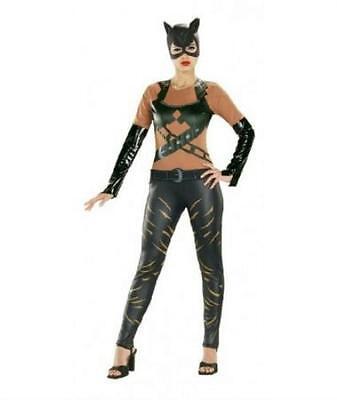 Rubies Adult DC Comic Batman Catwoman Super Hero Costume Size Medium 10-14 ()