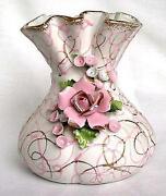 Lefton Vase
