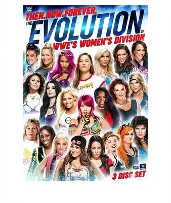 WWE: Women's (R) Evolution [New DVD]