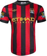 Manchester City Junior Shirt