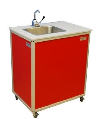 Buy Single Basin Indooroutdoor Portable Sink For Washing Handscleaning Utensil