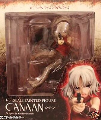 Used Good Smile Company CANAAN 1:8 PVC