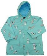 Girls Raincoat Size 6