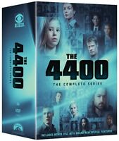 Brand New: The 4400 The Complete Series!!!