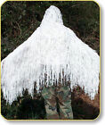 Poncho Ghillie Suits with Fire Retardant