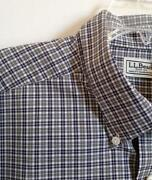 Ll Bean Mens Shirt XL