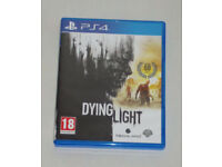 SONY PLAYSTATION PS4 GAME DYING LIGHT GOOD NIGHT GOOD LUCK ZOMBIE HUNTER TECHLAN