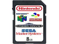 SNES Super Nintendo NES N64 Sega MegaDrive 4000+ Games for PC / Laptop
