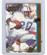 Barry Sanders Action Packed