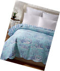 Toile Blue Quilts, Bedspreads & Coverlets
