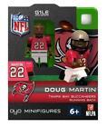 Doug Martin Rookie Card