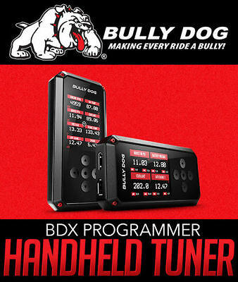 Bully Dog Torque Dog (Bully Dog BDX Performance Programmer 40470 for 2015-2018 DODGE RAM 1500)