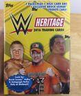 Heritage Refractor Wrestling Trading Cards