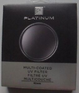 Platinum Multi-Coated UV Filter 52mm - PT-MCUVF52-C