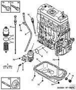 Ölmessstab Peugeot