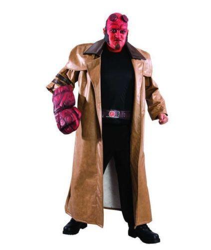 hellboy costume ebay