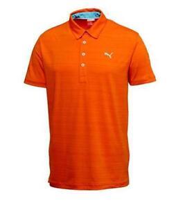 Puma Golf Shirt Orange