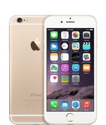 Apple iPhone 6 Software Unlocked GSM SmartPhone AT&T T-mobile 16GB 64GB 128GB