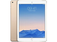 APPLE IPAD AIR 2 16GB, Wi-Fi + Cellular 9.7in - Rose Gold rrp £429