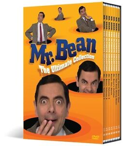 Mr Bean The Ultimate Collection DVD Boxset
