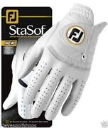 Mens FootJoy Golf Gloves
