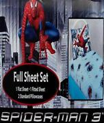 Spiderman Sheets Full