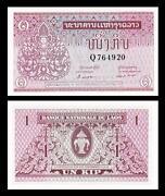 Laos Banknote