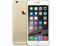Iphone 6 Plus Gold Brand New Condition