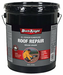 all season rubberized roof repair