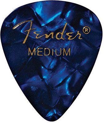 Fender 351 Shape Premium Picks  for electric guitar, acousti