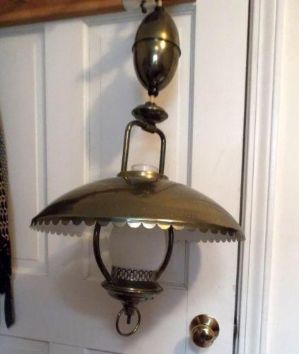 Vintage Retractable Light EBay