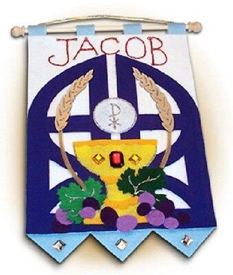 First Communion Banner Kit