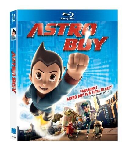 Astro Boy [new Blu-ray] Ac-3/dolby Digital, Dolby, Digital Theater Sys