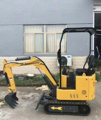 Brand New 2019 Mini Excavator - 1.1 Ton - Strong